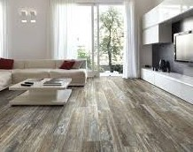 Living room-wood floor